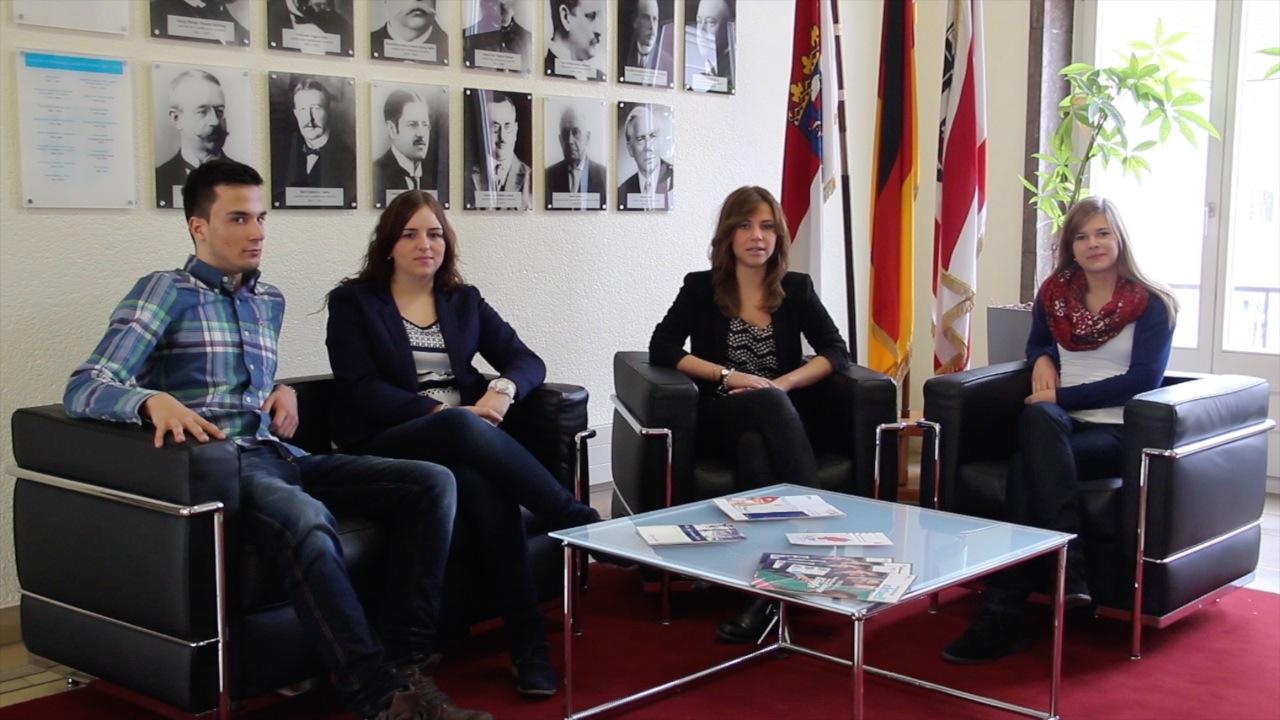 Die Auszubildenden des Landkreises Fulda haben einen Film über ihre Aufgaben in der Ausbildung gedreht.